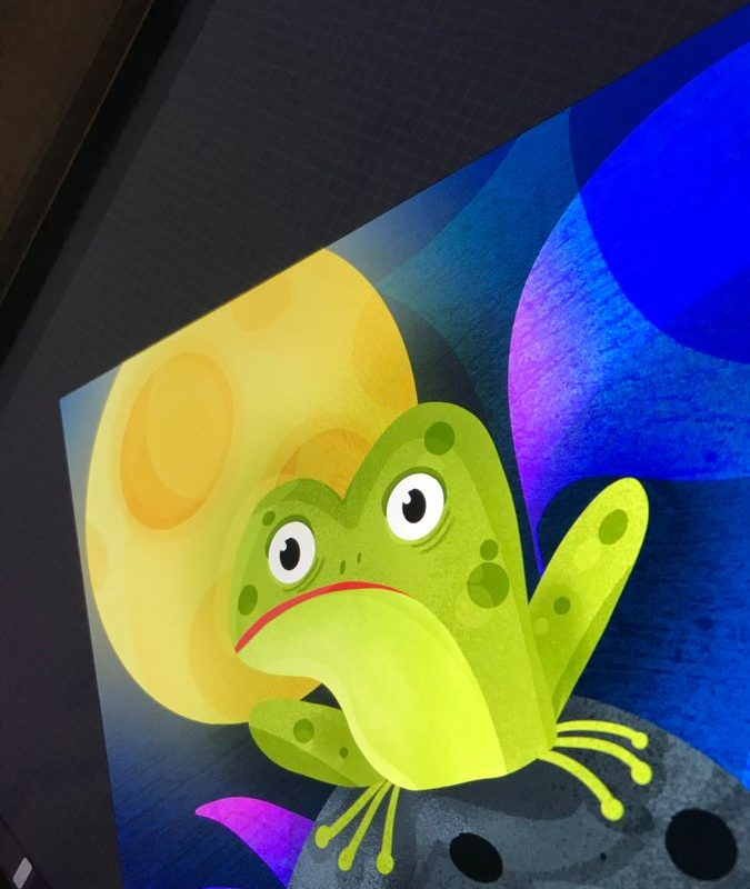 French Froggie