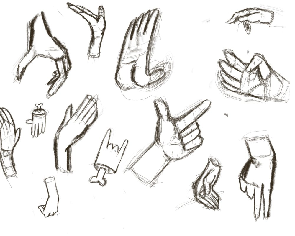 Hands Movement Style